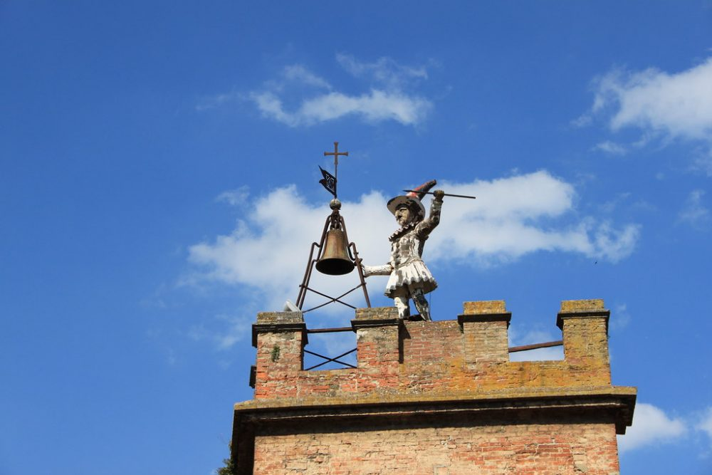 Torre di Pulcinella montepulciano
