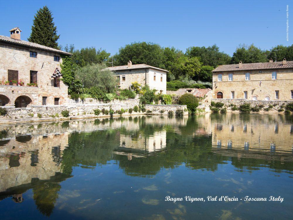 thermal bath bagno vignoni