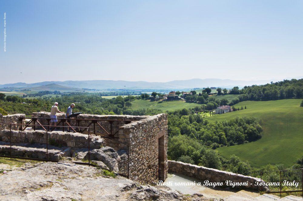 landscape bagno vignoni