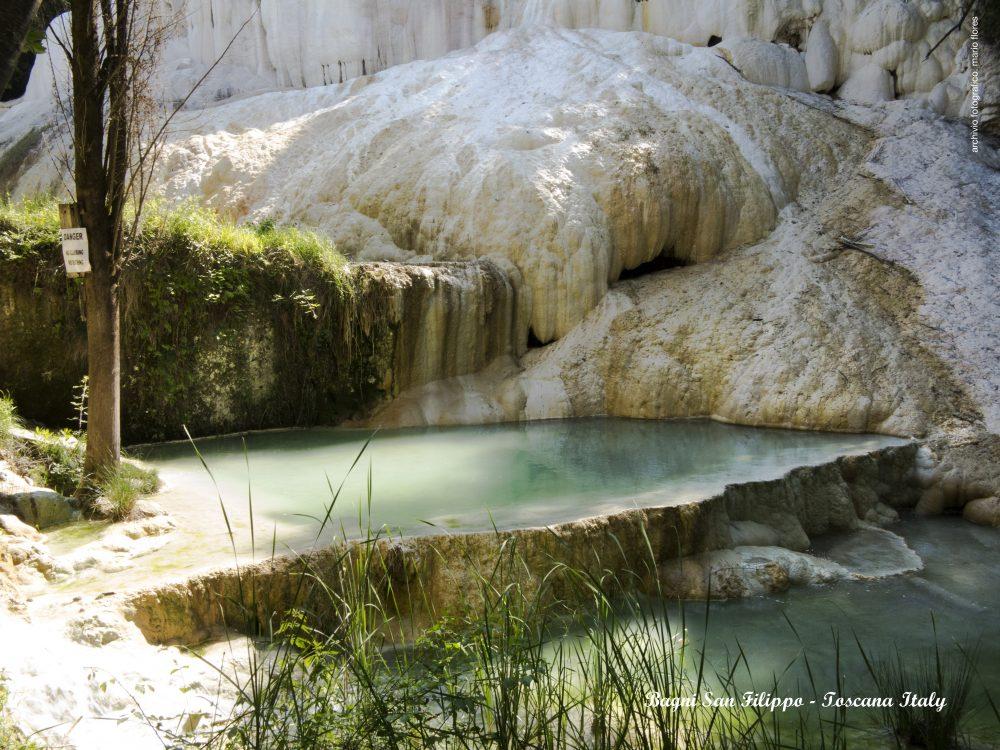 bagni san filippo Thermal bath