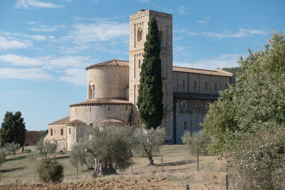 visite all abbazia di sant antimo